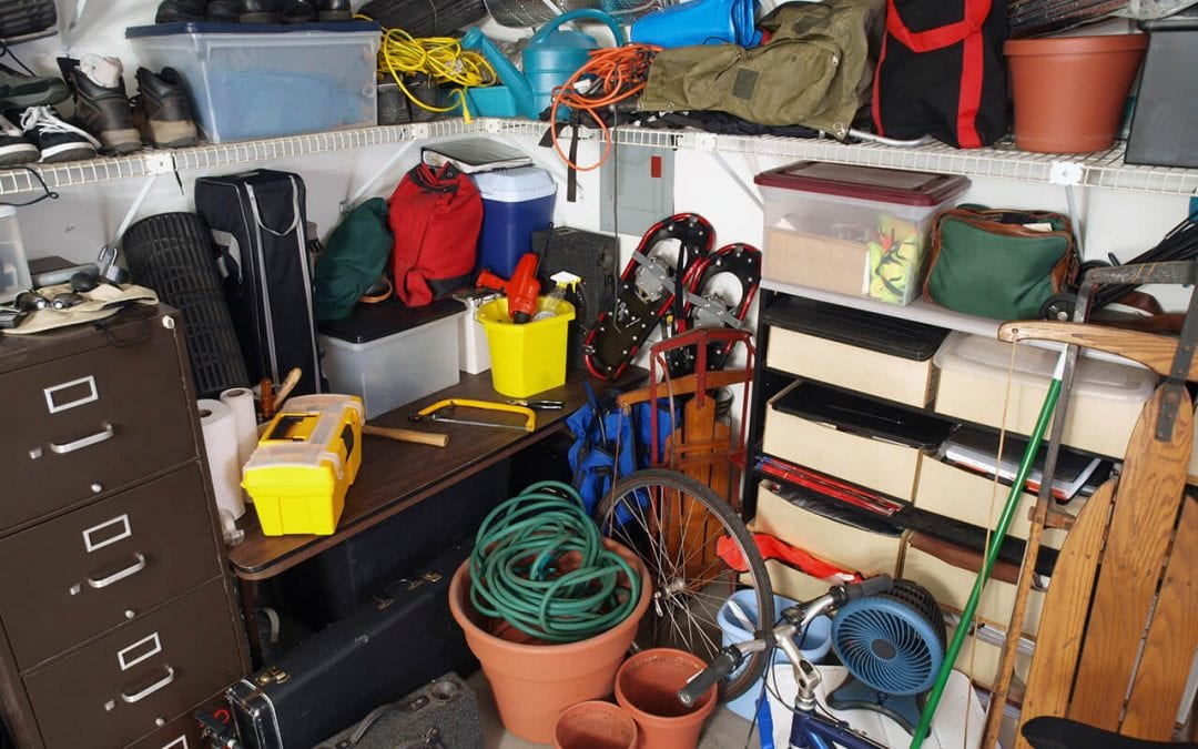 5 Garage Storage Ideas to Save Space