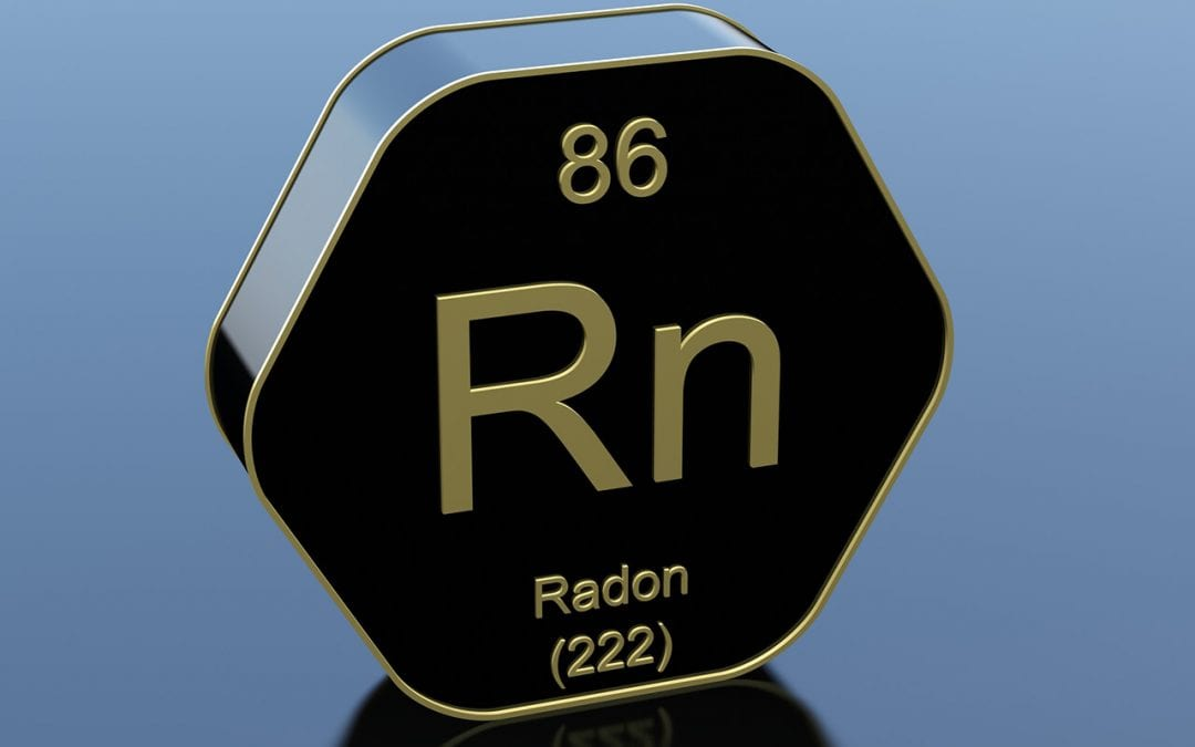 What to Do About High Radon Levels in the Home