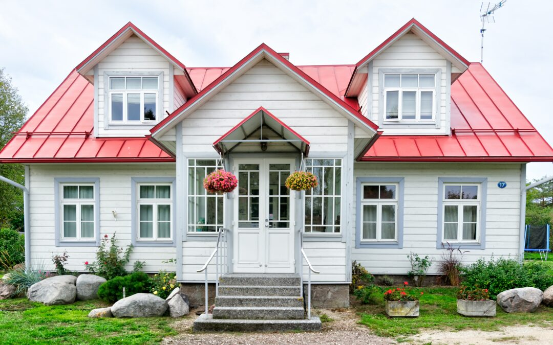 Convert your house into a rental property