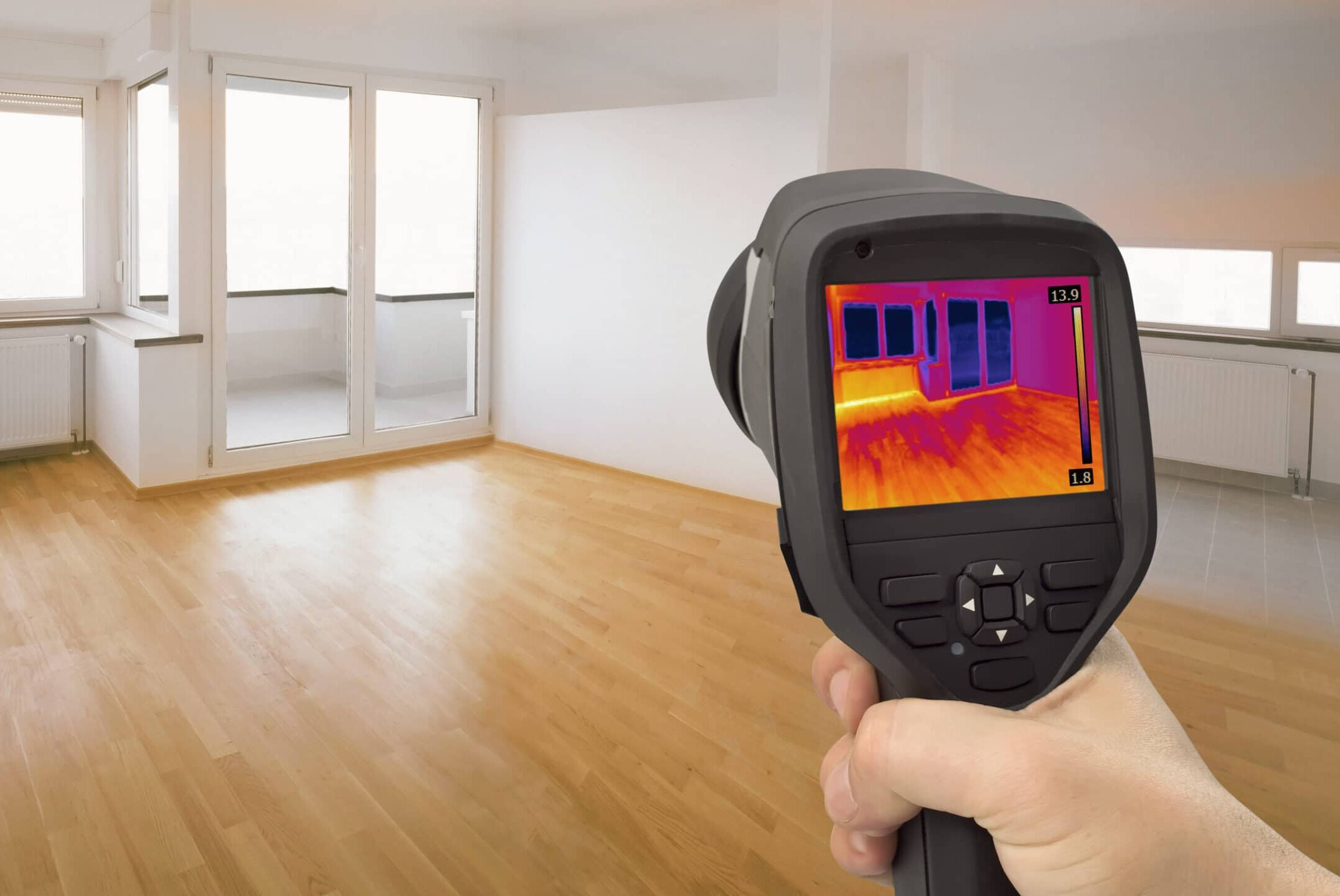 thermal home inspection infrared near charlotte nc